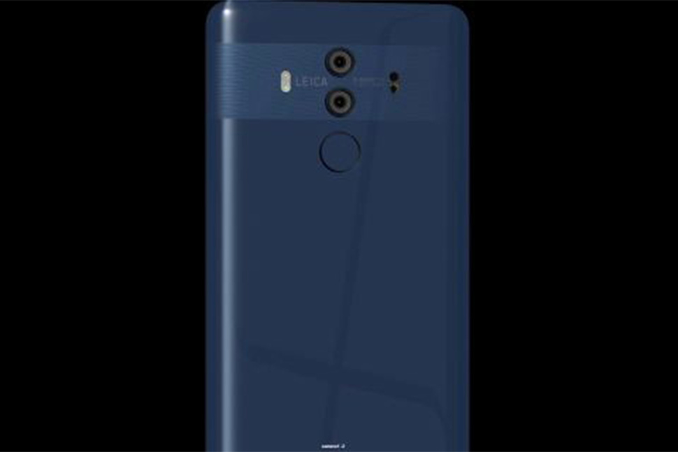Huawei Mate 10 Pro's leaked images show world's largest aperture camera