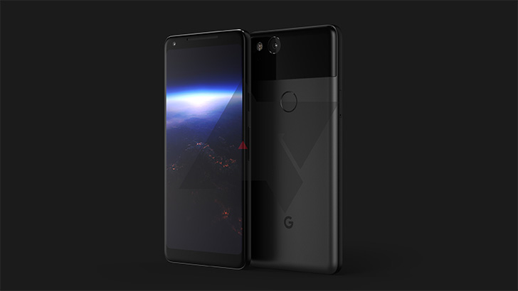 Google officially reveals Pixel 2 smartphone