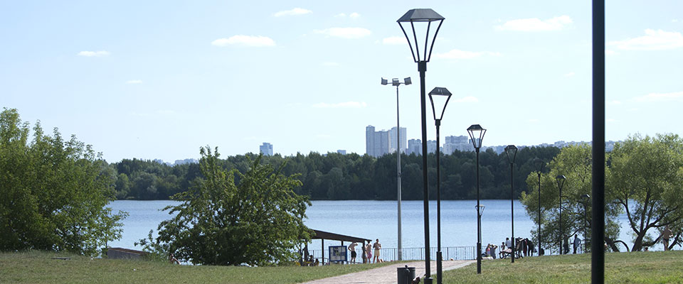 GRP Lighting Poles